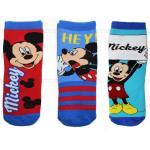 Calcetines antideslizantes infantiles La casa de Mickey Mouse Mickey Mouse 3 años