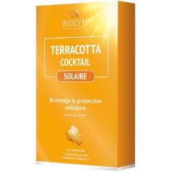 30 comprimidos de Biocyte terracota melanina cóctel