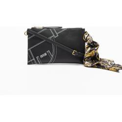 Bolso Versace Jeans Couture Linea A Negro