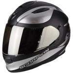 casco moto Integral Exo 510 Air Sublim Matt Black Chrome