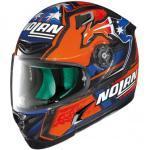 casco moto Integral X-802RR Ultra Carbon Replica Stoner Suzuka 17