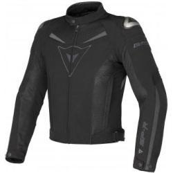 Cazadora moto Super Speed Black Gray