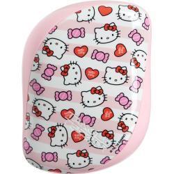 Cepillo para el pelo Compact Styler de Tangle Teezer - Hello Kitty Candy Stripes