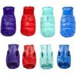 Chubasquero Polar Para Perros Barakaldo Vet Shop 25 Cm - Azul