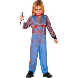Disfraz de Chucky Poseído infantil