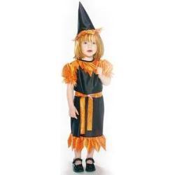 Disfraz Infantil - Bruja Naranja 1-2 años