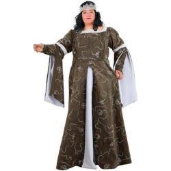 Disfraz XXL Dama Catelyn mujer