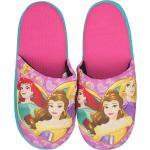 Disney Pantuflas Princesas Oficial Zapatillas Niña y Chica Princesa 1148 - Rosa, 30/31 UE