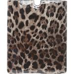 Dolce & Gabbana iPad Baratos en Rebajas Outlet, Leopardo, Charol, 2021