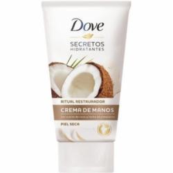 Dove Dove Crema de Manos Coco y Almendras, 75 ml