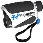 Easy Green Laser Golf - Telémetro de Golf, Color Plateado, Talla 800 m