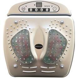 Eifa - Masajeador de pies por infrarrojos con mando a distancia para masaje de reflexología