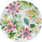 El Corte Inglés - Fuente Redonda De Melamina Passiflora Multicolor