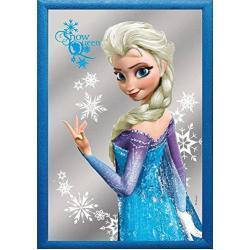 Empire 666994 - Espejo Serigrafiado (Marco de plástico, 20 x 30 cm), diseño de Elsa de Frozen