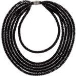 Emporio Armani, necklace Negro, Mujer, Talla: One size