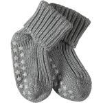 Calcetines antideslizantes infantiles grises Falke para bebé