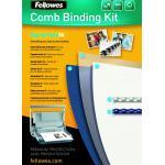 Fellowes Kit De Encuadernación Estándar Canutillo A4