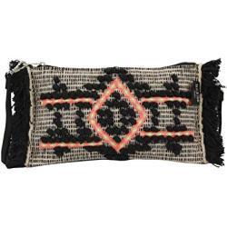 For Time étnico, Bolso de mano con correa hippie para Mujer, Multicolor, 30x35x2 cm