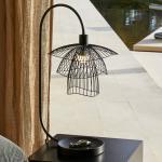 Forestier Papillon XS lámpara de mesa negro