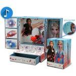 Frozen 2 Joyero Musical Armario Glitter