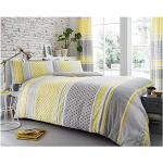 Juegos de cama amarillos contemporáneo 50x75
