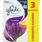 Glade Glade Touch and Fresh - Pack Recambio Lavanda