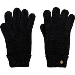 Guantes Casual_Mujer_ROXY Let It Snow Gloves - Color: Negro, Tallas Guantes: UNICA