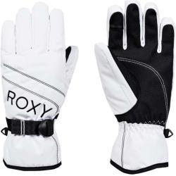 Guantes Nieve_Mujer_ROXY Jetty So Gloves - Color: Blanco, Tallas Guantes: S