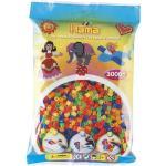 Hama Bolsa de 3.000 perlas de colores vivos