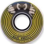 Haze Wheels Lurk 85a 56mm Wheels estampado