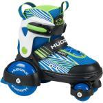 Hudora Patines de ruedas My First Quad Boy, número 30-33