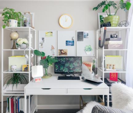 Escritorio de Estudio Escritura Estaci/ón de Trabajo Escritorio Plegable para Computadora Laptop 80 x 45 x 74 cm Negro Mesa para PC Despacho Escritorio Ordenador Plegable para Casa Oficina
