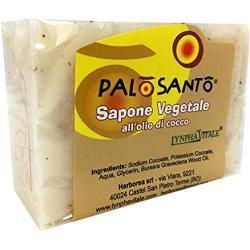 Jabón Palo Santo - energizante tónico hidratante nutritivo - producto artesanal - Made in Italy