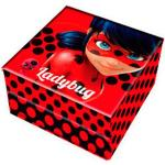 Joyero Cuadrado Ladybug