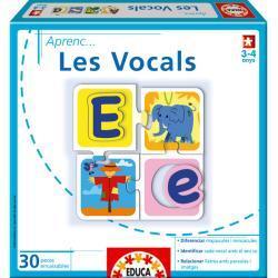 Juego Aprendo las Vocales