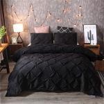 Juegos de cama negros