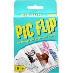 Juego de mesa Mattel Pic Flip