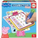Juego Educativo EDUCA Conector Junior, Peppa Pig