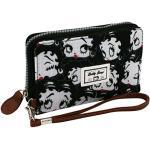 Karactermania Betty Boop Noir Monederos, 16 cm, Negro