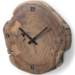 Kave Home - Reloj de pared Asiriq Ø 35 cm