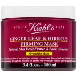 Kiehl's Ginger Leaf & Hibiscus Firming Overnight Mask 100 Ml