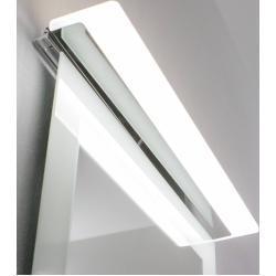 Lámpara de espejo LED Katherine S2, 50 cm, IP44
