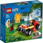 LEGO City Fire Incendio en el Bosque