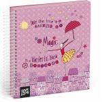 Libreta 100 hojas con pegatinas Busquets outlet by Busquets
