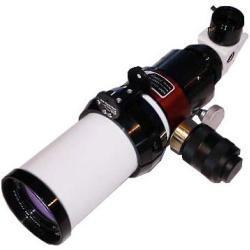 Telescopios transparentes