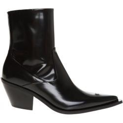 Misbhv, 'Cowboy' heeled ankle boots Negro, Mujer, Talla: 39