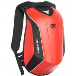 Mochila Moto D-Mach Backpack Fluo Red