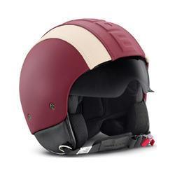 MOMO Hero Especial edición casco rojo 2XS