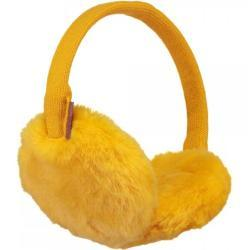 Orejeras Casual_Mujer_BARTS Plush Earmuffs - Tallas Varias: UNICA, Color: AMARILLO