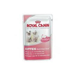 Royal Canin Bs. Kitten Instinctive 12 X 85 Gr.